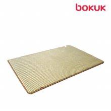 BKM-5643D 극세사 전기매트 (더블) [9단계 온도조절 / 5중 안전장치 / 15시간 타이머]