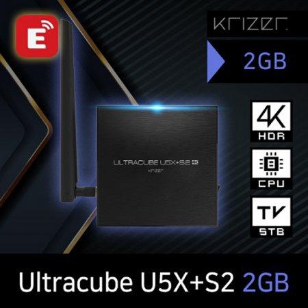 Ultracube U5X+S2 [2GB/3GB] 안드로이드 4K 셋톱박스/미라캐스트 지원