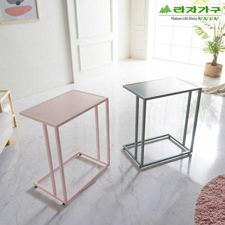[비밀특가] 오브 핑키 사이드 소파테이블 GM0217