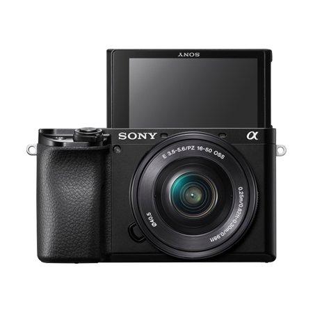 알파 A6100L 미러리스 카메라 렌즈KIT[블랙][본체+16-50mm]
