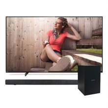 165cm UHD 스마트 TV 65PUN6784-61 + 사운드바1520B