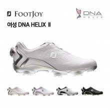 [풋조이] DNA HELIX Ⅱ 디엔에이 힐릭스 2 여성 보아 골프화 W 94842 94843 94844 94847 94848