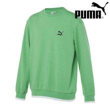 푸마 티셔츠 /DZ- 928094 03 / LS COLOR POINT BASIC CREW