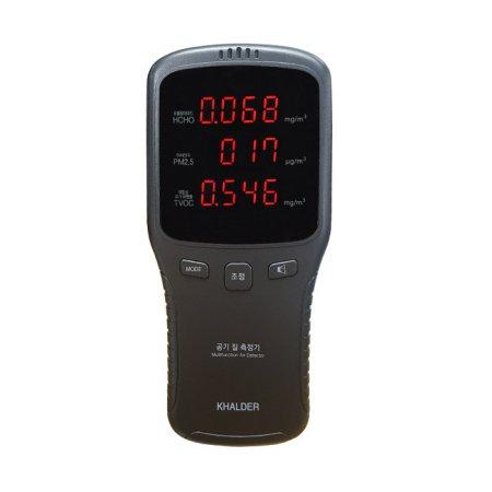 휴대용 공기질측정기 실내 실외 초미세먼지 KD-001