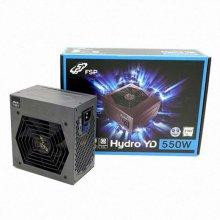 [무료배송쿠폰] [비밀특가] FSP Hydro YD 550W 80PLUS Bronze 230V EU