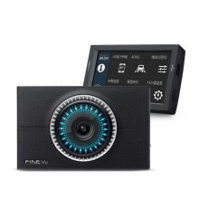 [히든특가] 파인뷰 GX200 QHD 프리미엄 2채널블랙박스 64G