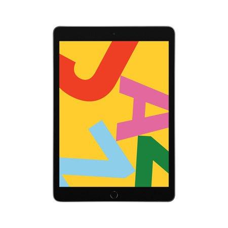 [5주차~6월1주차순차배송]스마트키보드 호환 iPad 7세대 10.2 WIFI 128GB 스페이스 그레이 MW772KH/A