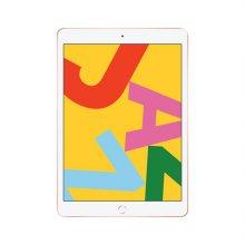 [예약판매]스마트키보드 호환 iPad 7세대 10.2 WIFI 128GB 골드 MW792KH/A [6월2주차이후배송]