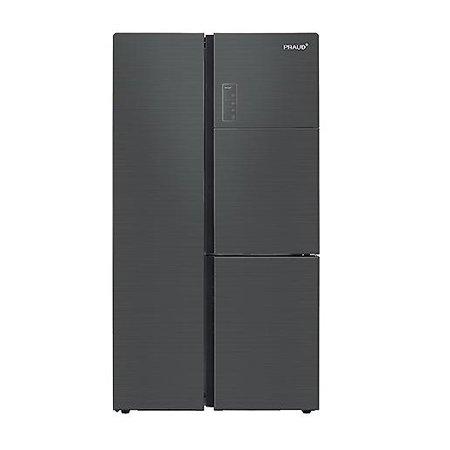 [중고보상]프라우드 양문형 냉장고_럭스 메탈 GRG809SJLM [802L]