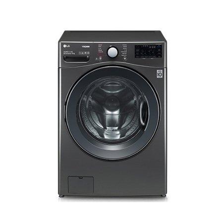 [*중고보상*] 드럼세탁기 F21KDT[21KG/5방향터보샷/6모션 손빨래/트루스팀/스마트씽큐/블랙스테인레스]