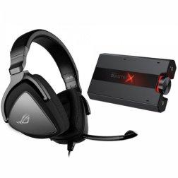[비밀특가] 사운드 블라스터X G5 + ASUS ROG DELTA CORE