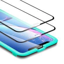 [무료배송쿠폰] [얼리버드50%할인]아이폰11 5X 풀커버 3D 강화유리 2팩