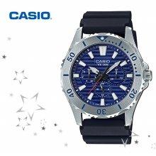 MTD-1086-2A 남성 다이버 디자인 손목 시계