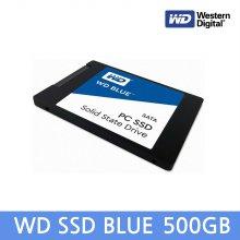 BLUE SSD 2.5인치 (500GB) 3D NAND/DRAM탑재