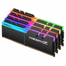 DDR4 32G PC4-25600 CL14 TRIDENT Z RGB (8Gx4)