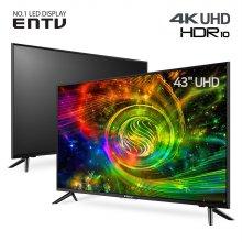 109cm UHD TV / DIEN43U-MT