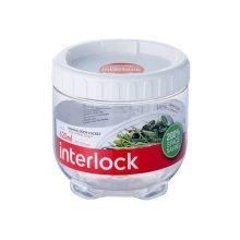 [반값특가][무료배송]냉장고 문짝정리용기 인터락 넓은형 620ml