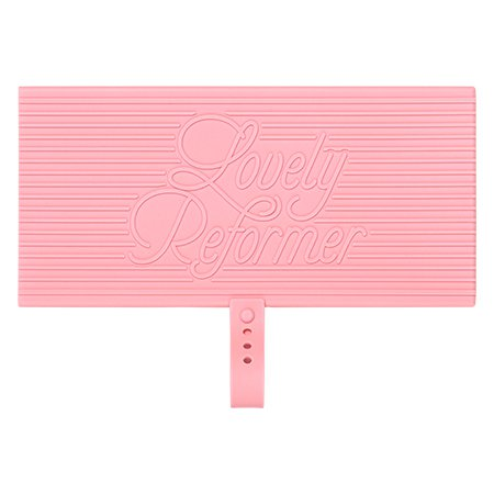 고데기 실리콘 패드 파우치 240 핑크