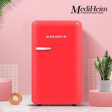 유럽형 미니 냉장고 MRF-96LH (레드)