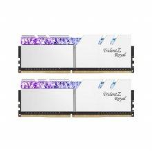 DDR4 16G PC4-25600 CL14 Trident Z ROYAL RGB 실버 (8Gx2)