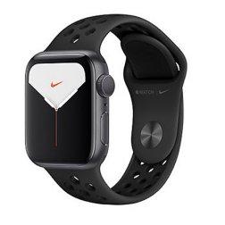 [사전예약] 애플워치5 GPS 40mm [스페이스 그레이 알루미늄 케이스, 안트라사이트 / 블랙 Nike 스포츠 밴드] MX3T2KH/A