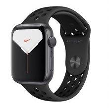 [사전예약] 애플워치5 GPS 44mm [스페이스 그레이 알루미늄 케이스, 안트라사이트 / 블랙 Nike 스포츠 밴드] MX3W2KH/A