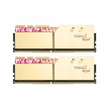 DDR4 32G PC4-28800 CL16 Trident Z ROYAL C RGB 골드 (16Gx2)