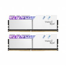DDR4 16G PC4-28800 CL16 Trident Z ROYAL C RGB 실버 (8Gx2)