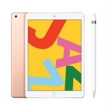 아이패드 7세대 iPad 7th 10.2 WIFI 32GB 골드MW762KH/A + 1세대 애플펜슬 MK0C2KH/A
