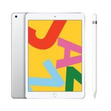 [패키지특가] 필름증정) iPad 7세대 10.2 WIFI 128GB 실버 MW782KH/A