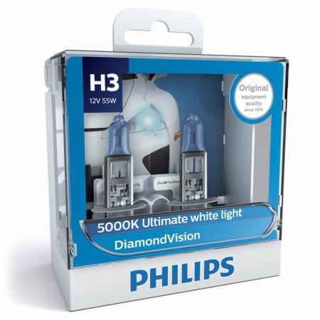 필립스 다이아몬드비전 5000k(화이트색)_H3
