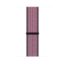 44mm 핑크 블라스트/트루 베리 Nike 스포츠 루프