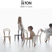 Children's chair Petit 014 _ natural 곡목키즈. 내추럴