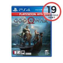 PS4 갓 오브 워 PlayStationHits [자막 한국어]