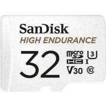 HIGH ENDURANCE MicroSD 카드 [ 32GB ]