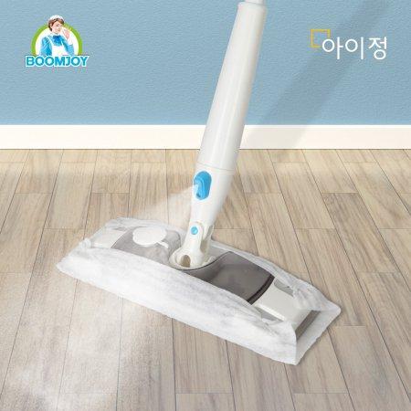 붐조이 2IN1 정전기 부직포 밀대걸레 물걸레 청소기