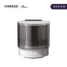 [한일x하이메이드] 간편세척 가습기 HMD-HL25W (초음파식/2.5L/약 10시간 연속 가습/8시간 타이머/티타늄 진동자)
