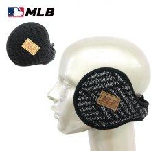 [MLB] 솔리드 귀마개 사선마름모