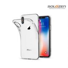 1+1 솔로젠 투명 젤리 케이스 아이폰11 Pro