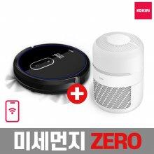 ZERO SMART BOT 로봇 청소기+ZERO SMART AIR 공기 청정기 SET