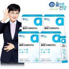 올바른 프리바이오틱스 4박스(4개월분)