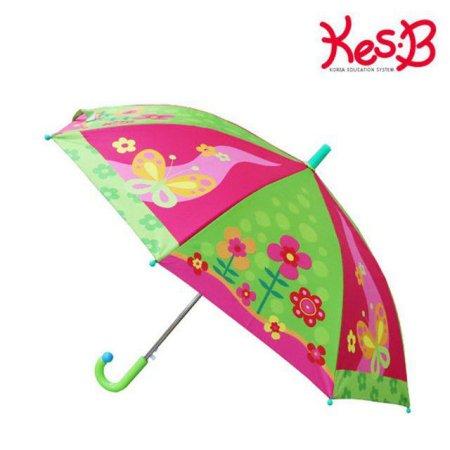 캐스B 선물 큐티 우산 나비 어린이우산 유아동우산_4D0F6A