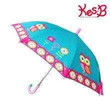캐스B 선물 큐티 우산 부엉이 어린이우산 유아동우산_4D0ECA