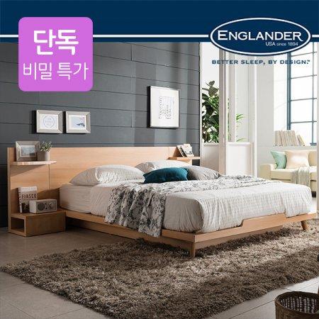 [비밀특가]스미스 침대(NEW E호텔 양모 라텍스 7존 독립매트Q)