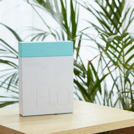 시그마 블럭 USB 가습기 11H 블루