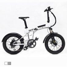 D2 전기자전거 화이트(고객직접조립)