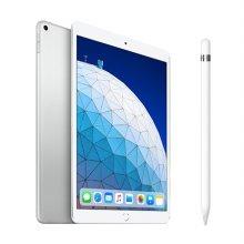 [펜슬패키지] iPad Air 3세대 10.5 WIFI 64GB 실버 MUUK2KH/A+애플팬슬 1세대