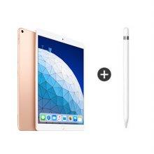 [패키지] iPad Air 3세대 10.5 LTE 256GB 골드 MV0Q2KH/A +애플팬슬 1세대