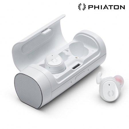 피아톤볼트 무선 이어폰[커널형][화이트][BT700]