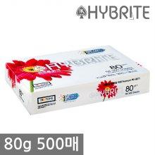 하이브라이트 A4 복사용지(A4용지) 80g 500매 1권